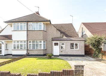 Central Avenue, Pinner, Middlesex HA5. 4 bed semi-detached house