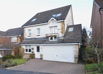 Thumbnail 5 bed detached house for sale in Skylands Rise, Torhead Farm, Hamilton- Rarely Available House Type, Formed Over 3 Levels