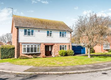 Thumbnail 4 bed detached house for sale in Northcliffe Gardens, Broadstairs