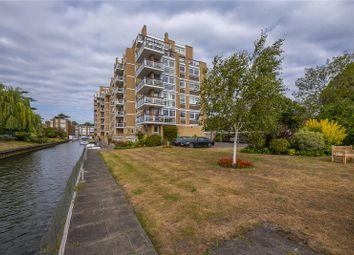 Thumbnail 3 bed flat for sale in Thamespoint, Fairways, Teddington