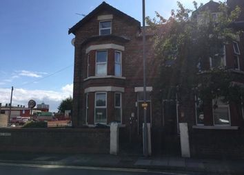 Thumbnail 1 bed flat to rent in Claremont Road, Liverpool