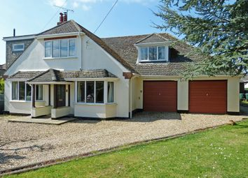 Thumbnail 4 bed detached house for sale in Nett Road, Shrewton, Salisbury