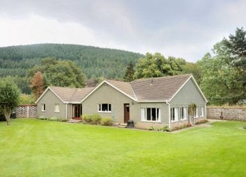 Thumbnail 4 bed bungalow for sale in The Dykes, Leithen Road, Innerleithen