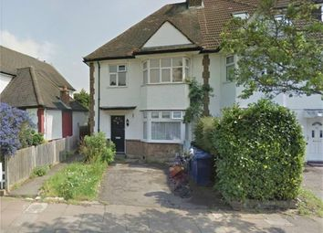 Thumbnail 2 bedroom flat to rent in Woodland Way, London