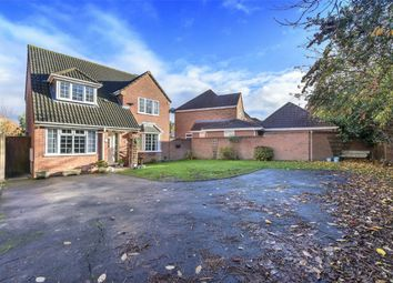 Thumbnail 4 bed detached house for sale in Fallow Road, Shawbirch, Telford, Shropshire