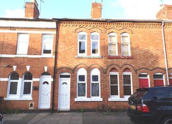 Thumbnail 2 bedroom terraced house for sale in Edward Road, Clarendon Park, Leicester, Leicestershire