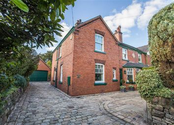 Thumbnail 3 bed semi-detached house for sale in Cheadle Road, Cheddleton, Leek