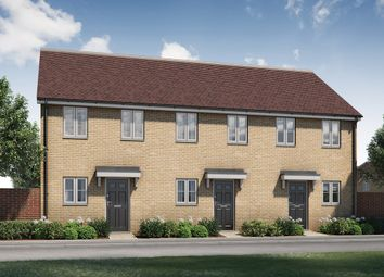 Thumbnail 2 bedroom terraced house for sale in Tavistock Place, Bedford
