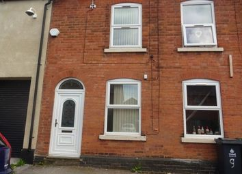 Thumbnail 2 bedroom property to rent in Richmond Street, Walsall