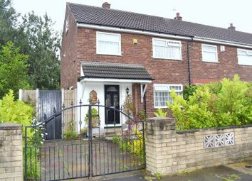 Thumbnail 3 bed end terrace house for sale in Albert Schweitzer Avenue, Bootle