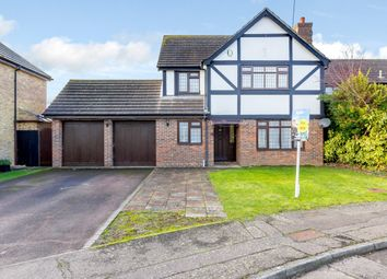 Thumbnail 4 bedroom detached house for sale in Buckland, Shoeburyness, Southend-On-Sea
