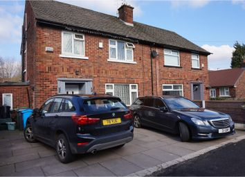 Thumbnail 3 bed semi-detached house for sale in Medway Road, Oldham