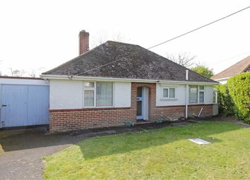 Thumbnail 2 bed bungalow for sale in Gorsefield Road, New Milton