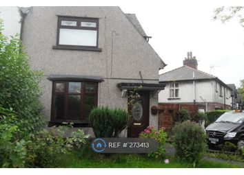 Thumbnail 2 bed semi-detached house to rent in Wigan Road, Bolton