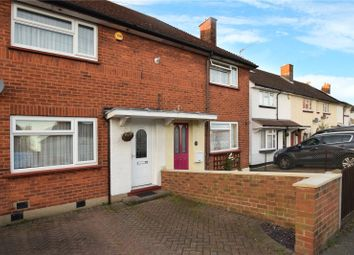 Thumbnail 3 bed terraced house for sale in Ross Crescent, Watford, Hertfordshire