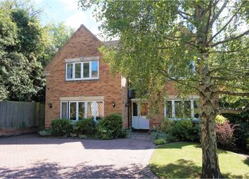 Thumbnail 5 bed detached house for sale in Alvington Way, Market Harborough