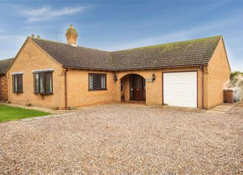 Thumbnail 2 bed detached bungalow for sale in Main Road, Parson Drove, Wisbech, Cambridgeshire