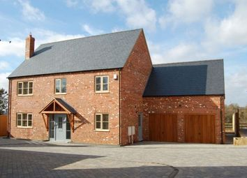 Thumbnail 6 bed detached house for sale in West Street, Ecton, Northampton