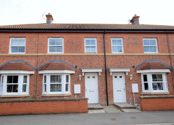 Thumbnail 3 bed town house for sale in Fletton Road, Norton, Malton YO178Bd