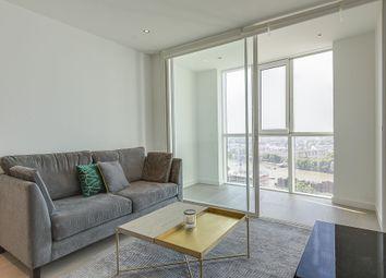 Thumbnail 1 bedroom flat to rent in Sky Gardens, 155 Wandsworth Road, Nine Elms, London