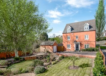 Thumbnail 5 bedroom detached house for sale in Pippin Close, Selston