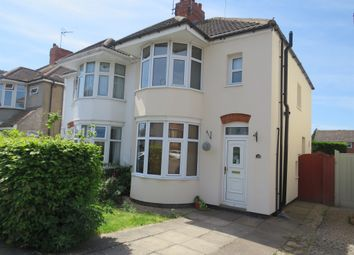 Thumbnail 3 bed semi-detached house for sale in Eskdale Road, Hinckley