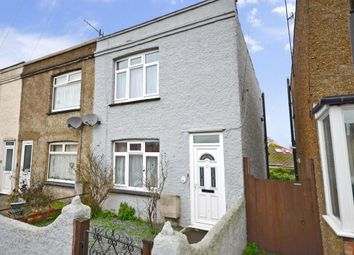 Thumbnail 2 bed terraced house to rent in Dymchurch Road, Hythe
