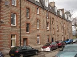 Thumbnail 3 bed flat to rent in Inch Head Terrace, Perth