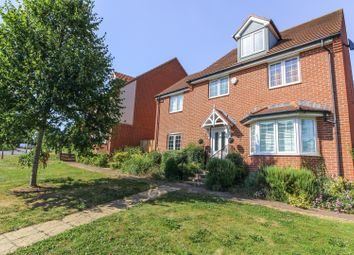 Thumbnail 4 bed detached house for sale in Masham Walk, Andover