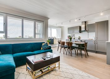 Thumbnail 1 bed flat for sale in Gate Hill Court, 166 Notting Hill Gate, London