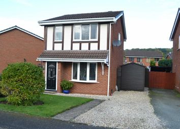 Thumbnail 3 bed detached house for sale in Pavilion Court, Llanidloes Road, Newtown, Powys
