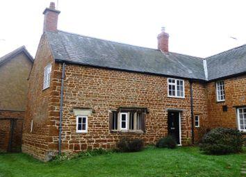 Thumbnail 2 bed property for sale in Cross Lane, Preston, Oakham