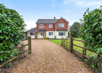 Thumbnail 5 bed detached house for sale in Petersfield Road, Monkwood, Alresford, Hampshire