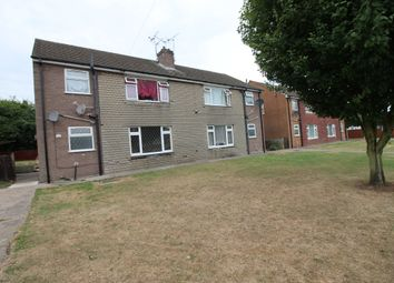 Thumbnail 1 bed flat to rent in Alder Close, Shirebrook, Mansfield
