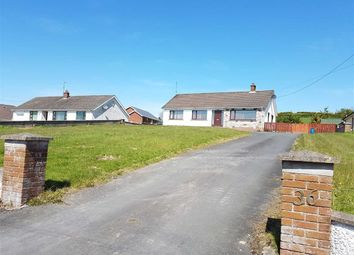 Thumbnail 3 bed detached bungalow to rent in Dundrum Road, Dromara, Down