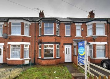 Thumbnail 2 bedroom terraced house to rent in Cardigan Road, Hull