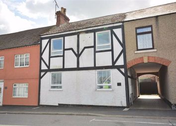 Thumbnail 4 bed terraced house for sale in High Street, Stonebroom, Alfreton