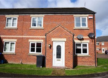 Thumbnail 2 bed flat to rent in Greengate Court, Sheffield