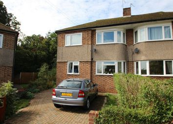 Thumbnail 2 bedroom flat for sale in Eynsford Close, Petts Wood, Orpington, Kent