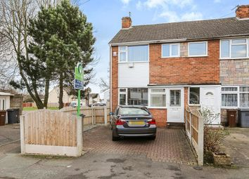 Thumbnail 3 bedroom semi-detached house for sale in Talbot Road, Wolverhampton