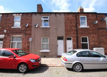 Thumbnail 2 bed terraced house for sale in 45 Alexander Street, Carlisle, Cumbria