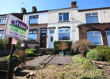 Thumbnail 3 bed town house for sale in Kidsgrove Bank, Kidsgrove, Stoke On Trent, Staffordshire