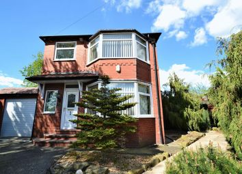 Thumbnail 3 bed detached house for sale in Kingsway, Pendlebury, Swinton, Manchester
