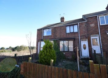 Thumbnail 2 bed terraced house for sale in Hepscott Avenue, Blackhall, Cleveland