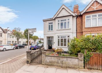 Thumbnail 3 bedroom end terrace house for sale in Blagdon Road, New Malden