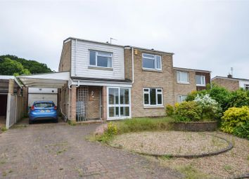 Thumbnail 4 bed detached house for sale in Dryden Road, Taverham, Norwich
