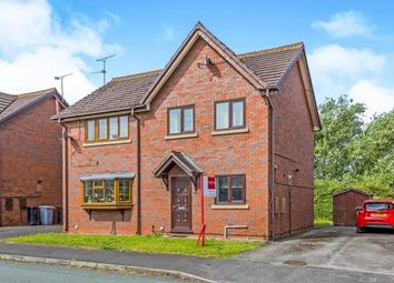 Thumbnail 3 bed semi-detached house for sale in Manor Road North, Nantwich, Cheshire
