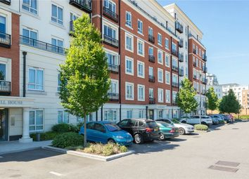 Thumbnail 3 bed flat for sale in Griffin House, 4 Aviation Drive, London