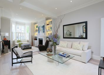 Thumbnail 4 bed terraced house to rent in Pursers Cross Road, London