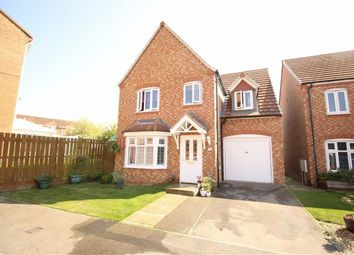 Thumbnail 4 bed detached house for sale in Maltby Court, Darlington